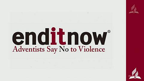 End it now - Adventister emot våld