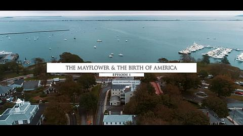 Mayflower & Amerikas födelse
